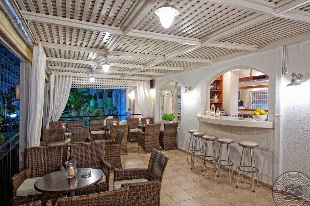 Kreta 4* viešbutyje Mari Kristin spalį