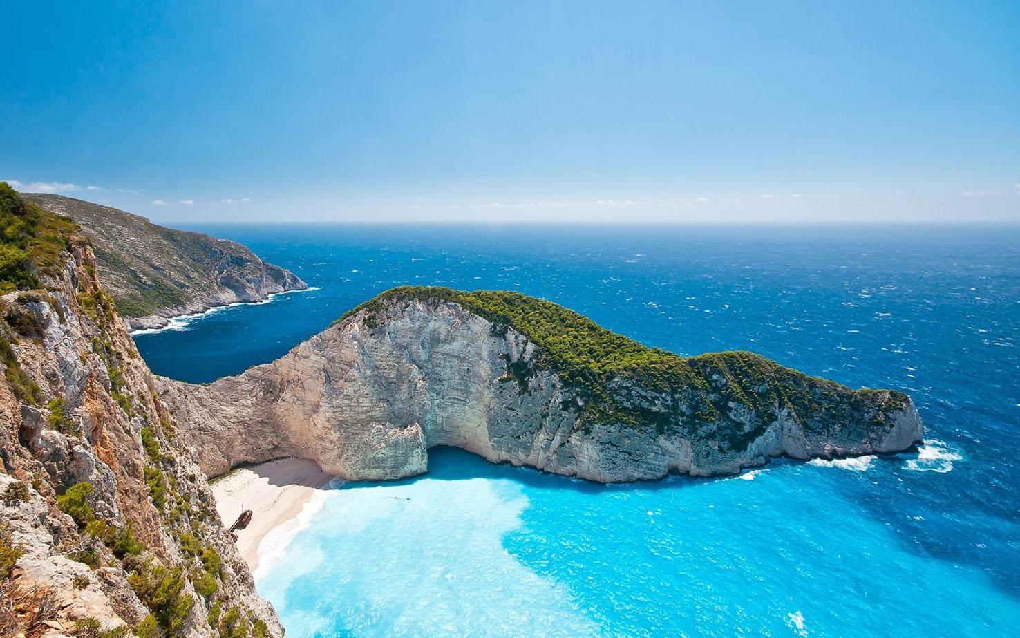 Graikija/ Zakinto sala gegužę