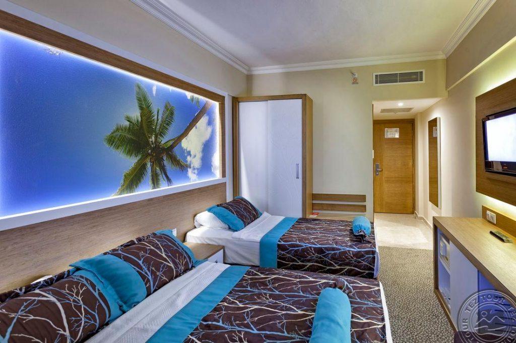 Turkija 4* viešbutyje Saphir Hotel