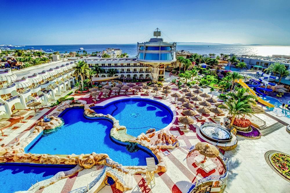 Egiptas/ Hurgada viešbutyje 4* Sea Gull