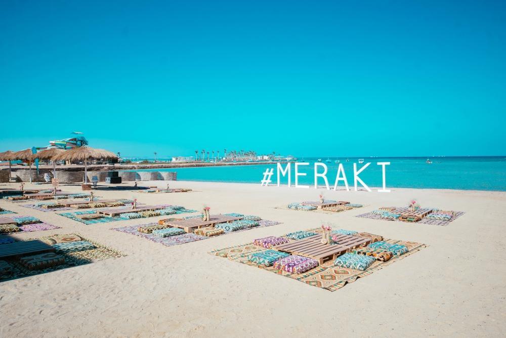 Egiptas 4* viešbutyje Meraki Resort