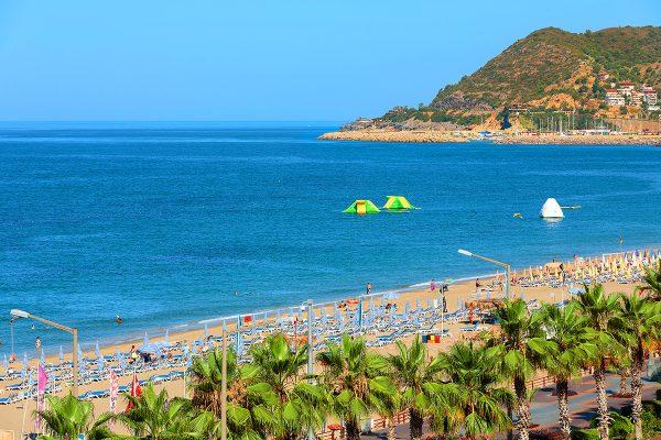 Turkija 5* viešbutyje Michell Hotel rudenį