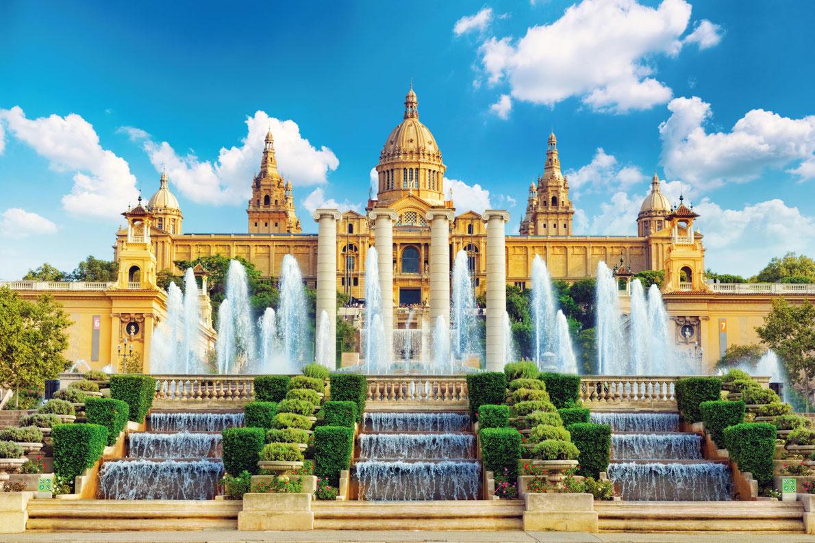 Ispanija/ Kosta de Barselona Maresmė regionas