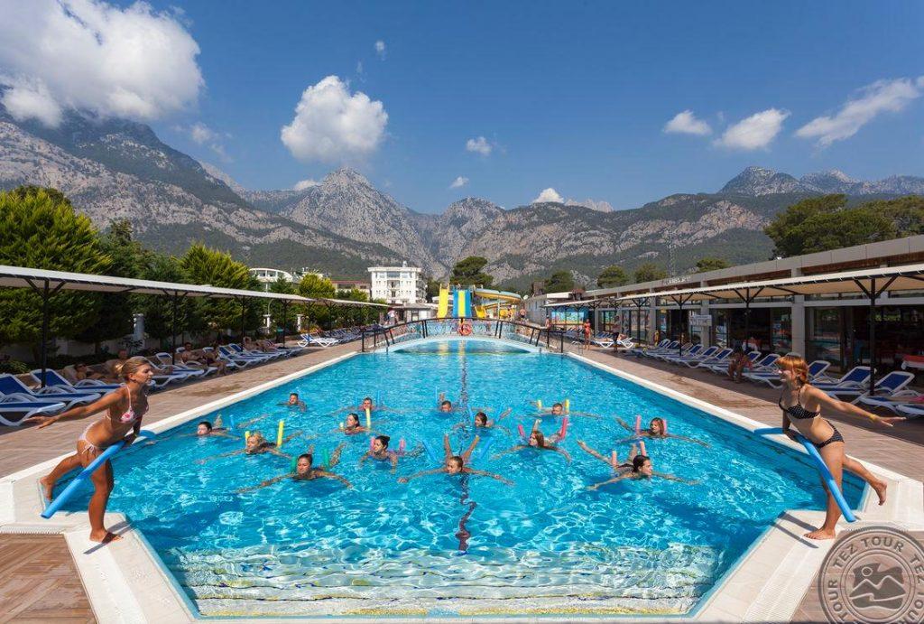 Turkija puikiame 4* viešbutyje Belpinar Hotel