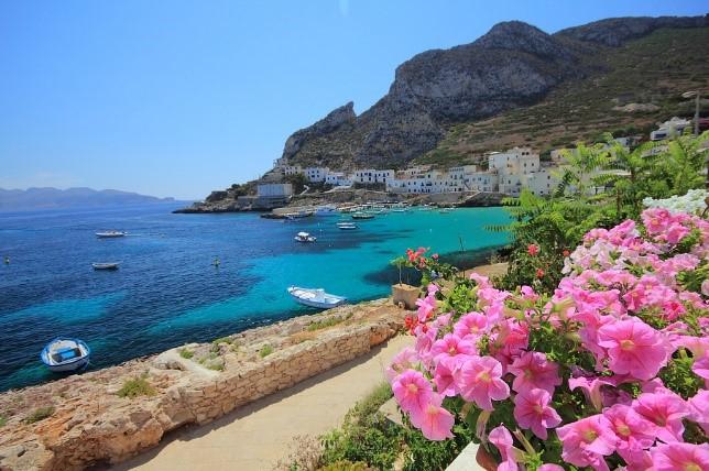 Sicilija/ Italija pavasarį