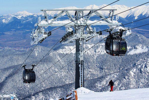 Slidinėjimas Italijoje/ Dolomitinės Alpės