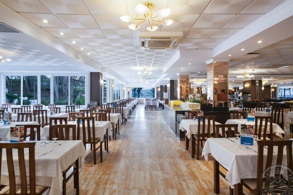 Ispanija/ Kosta Dorada su pusryčiais ir vakariene