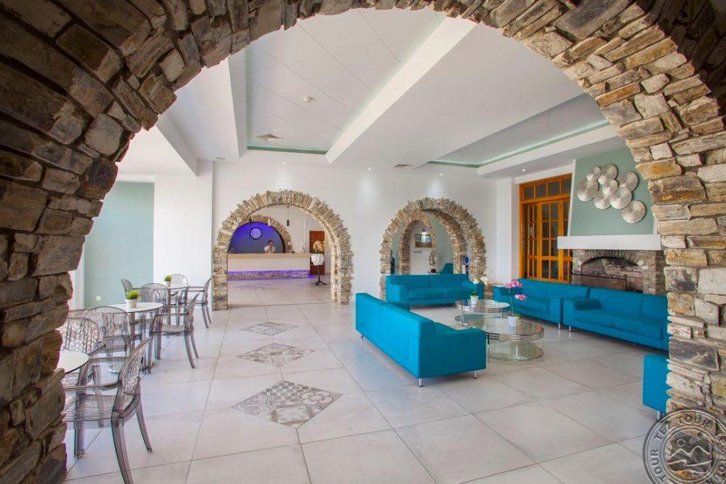 Poilsis Kipre 4* Florida Hotel viešbutyje
