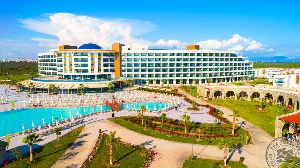 Turkija puikiame viešbutyje šeimoms
