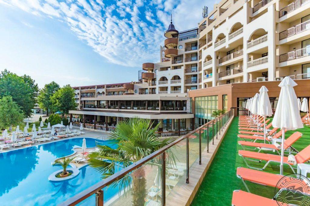 Poilsis Bulgarijoje 5* viešbutyje