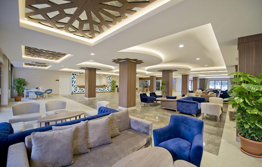 Turkija 4* viešbutyje Sidėje
