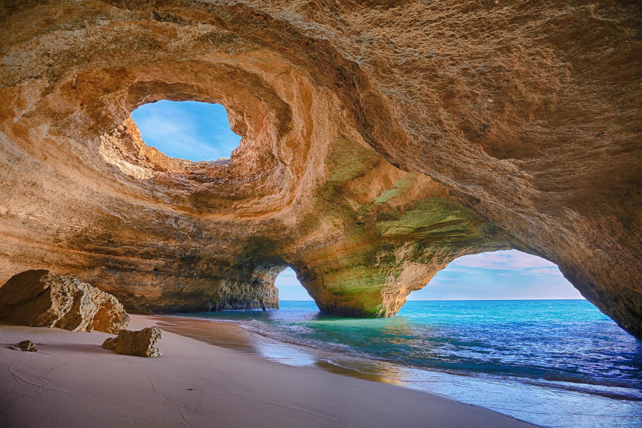 Portugalija/Algarvė rugsėjo mėnesį