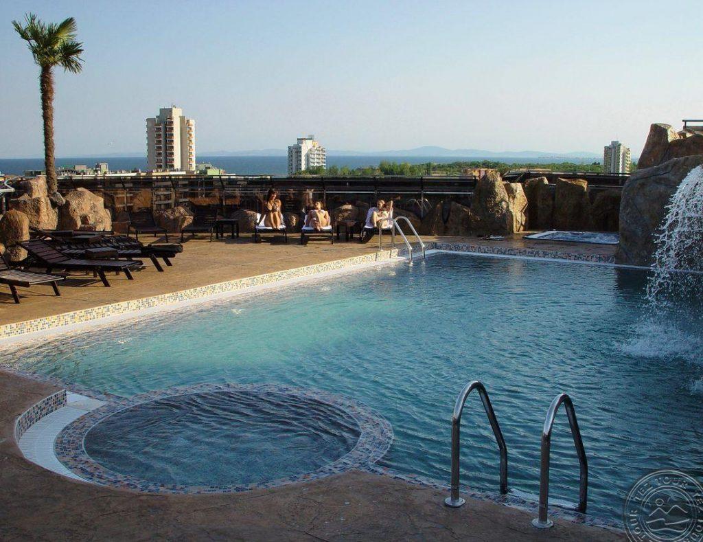 Bulgarija 4* viešbutyje su pusryčiais