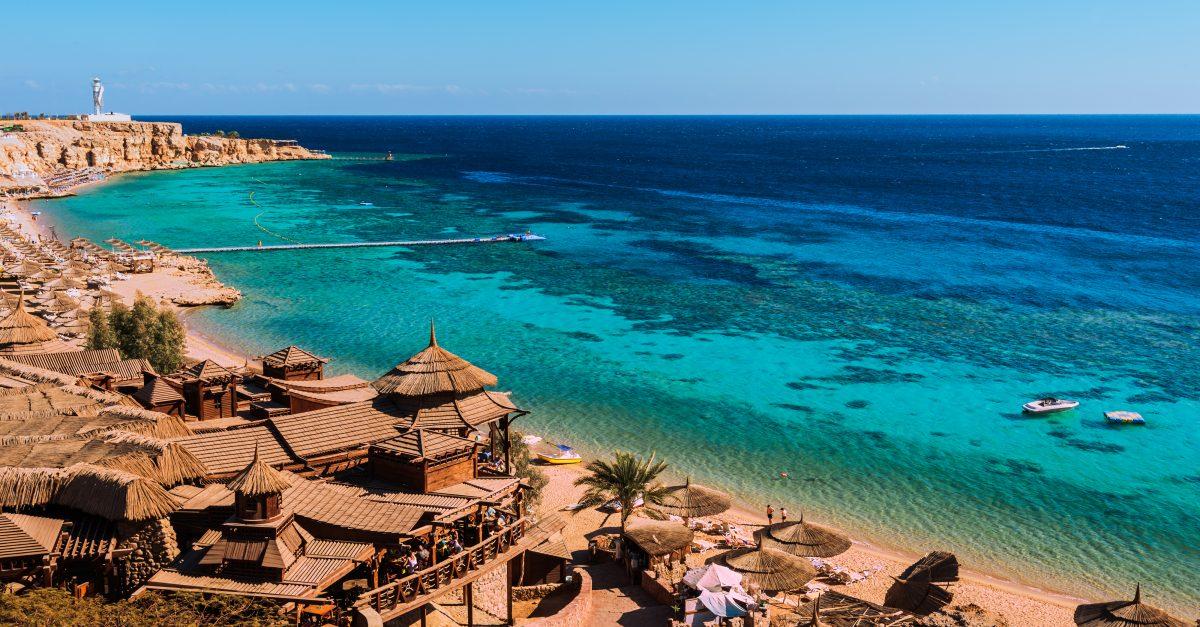Egiptas Šarm El Šeichas 2020 m žiemą