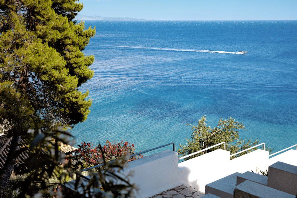 Paskutinė minutė. Graikija/ Korfu sala