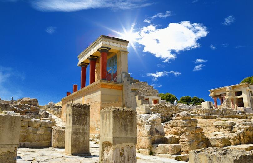 Poilsis Kretoje vasarą