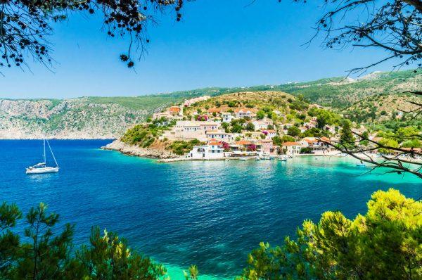 Graikija/ Korfu sala