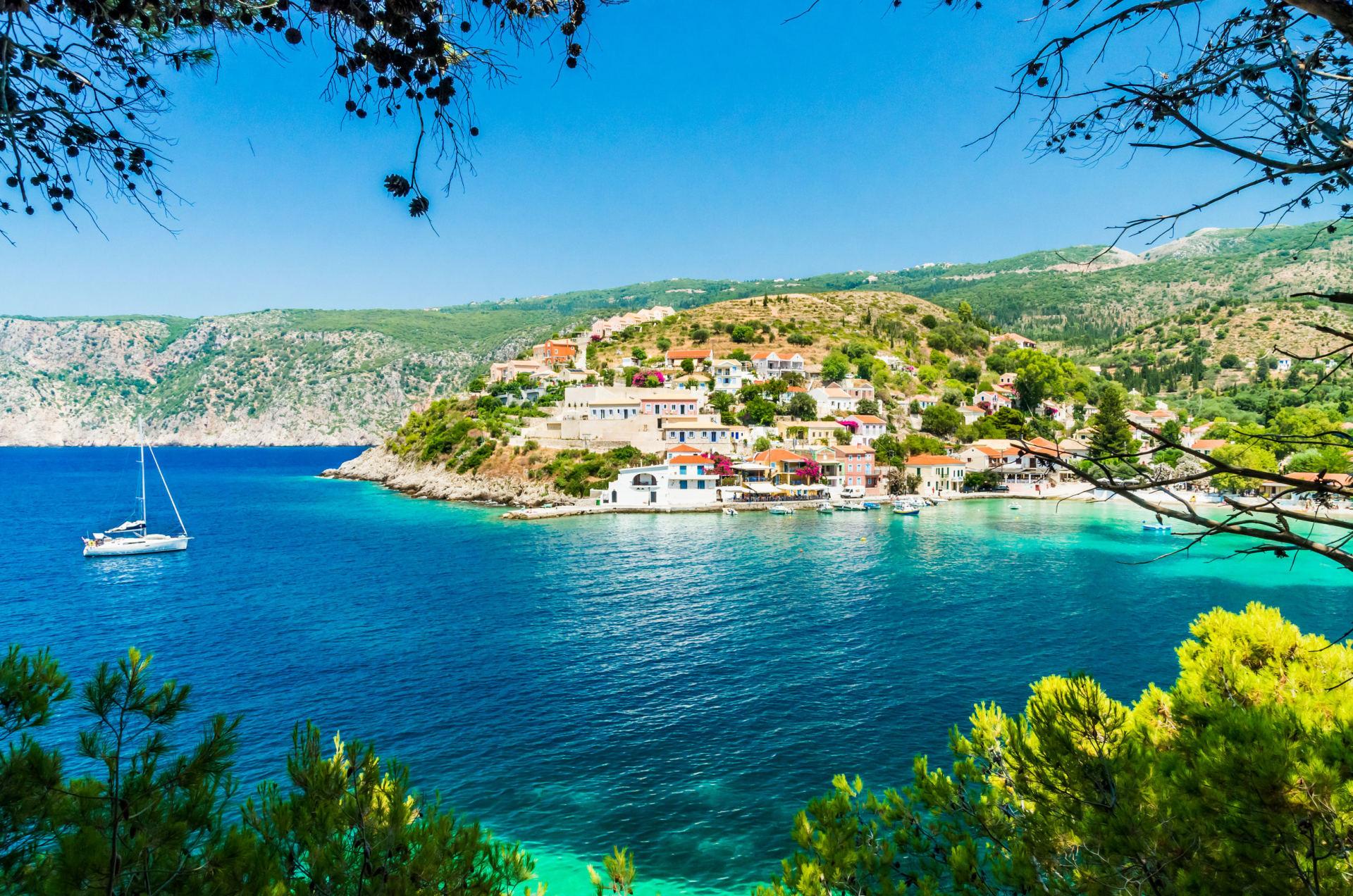 Paskutinė minutė .Graikija/ Korfu sala