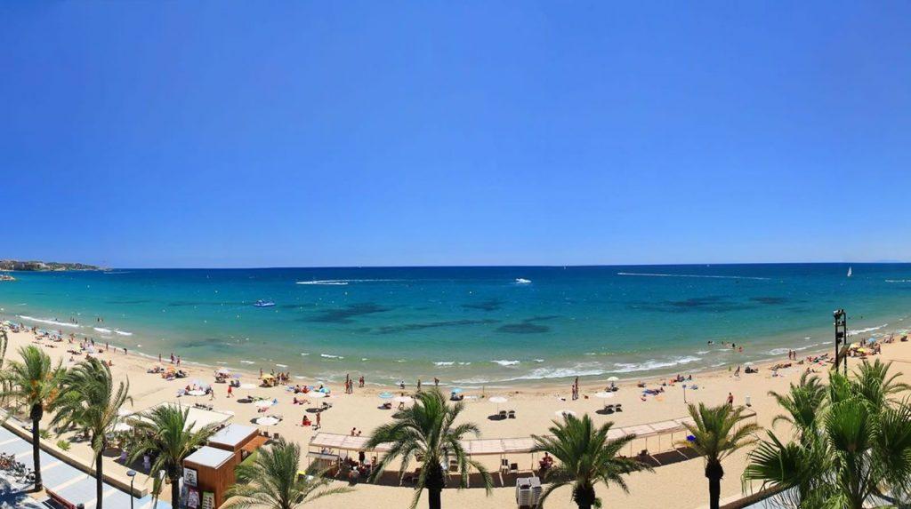 Ispanija/ Kosta Dorada atnaujintame viešbutyje!