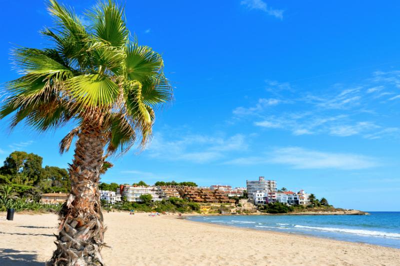 Ispanija/Kosta de Barselona Maresmė gegužė mėnesį