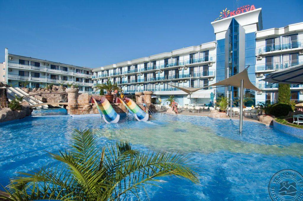Poilsis Bulgarijoje 4* viešbutyje Kotva