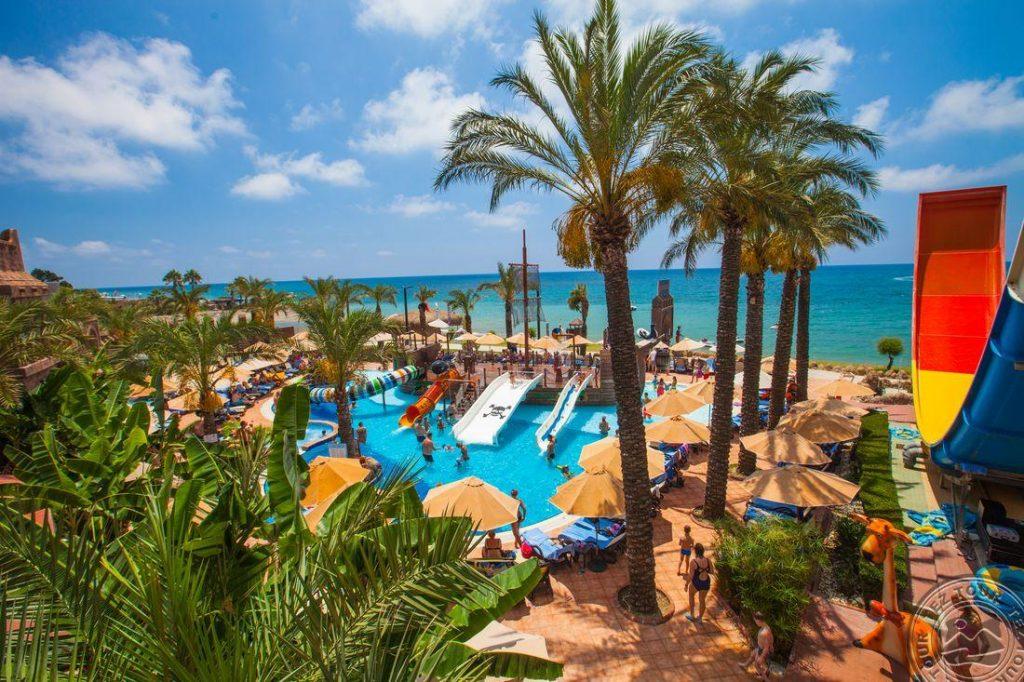 Turkija puikiame 5* viešbutyje LONG BEACH RESORT