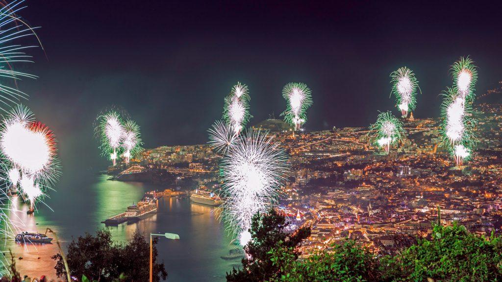 Naujieji metai Madeiroje ir kruizas po Kanarų salas
