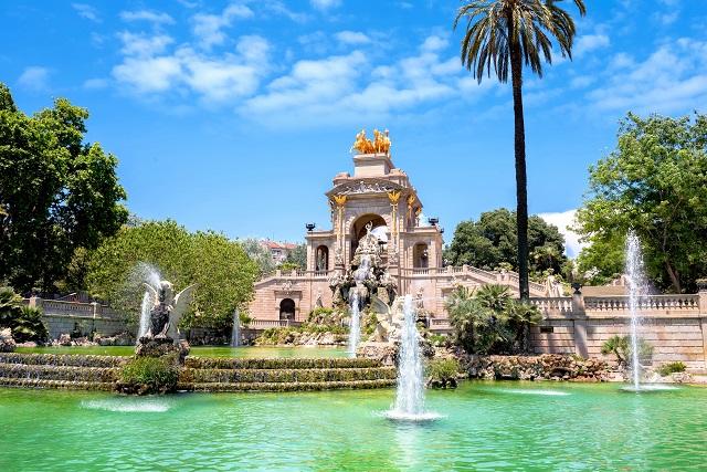 Apgyvendinimas Barselonoje balandžio mėnesį