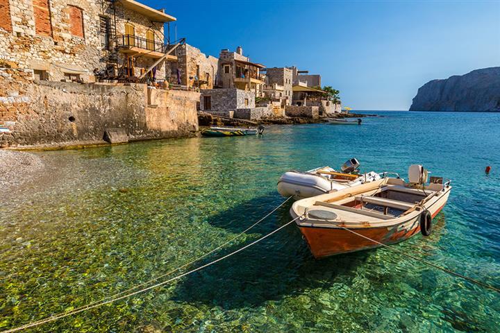 Graikija/ Peloponesas rugpjūtį
