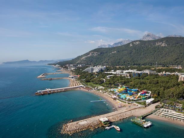 Turkija prabangiame 5* viešbutyje Rixos Sungate