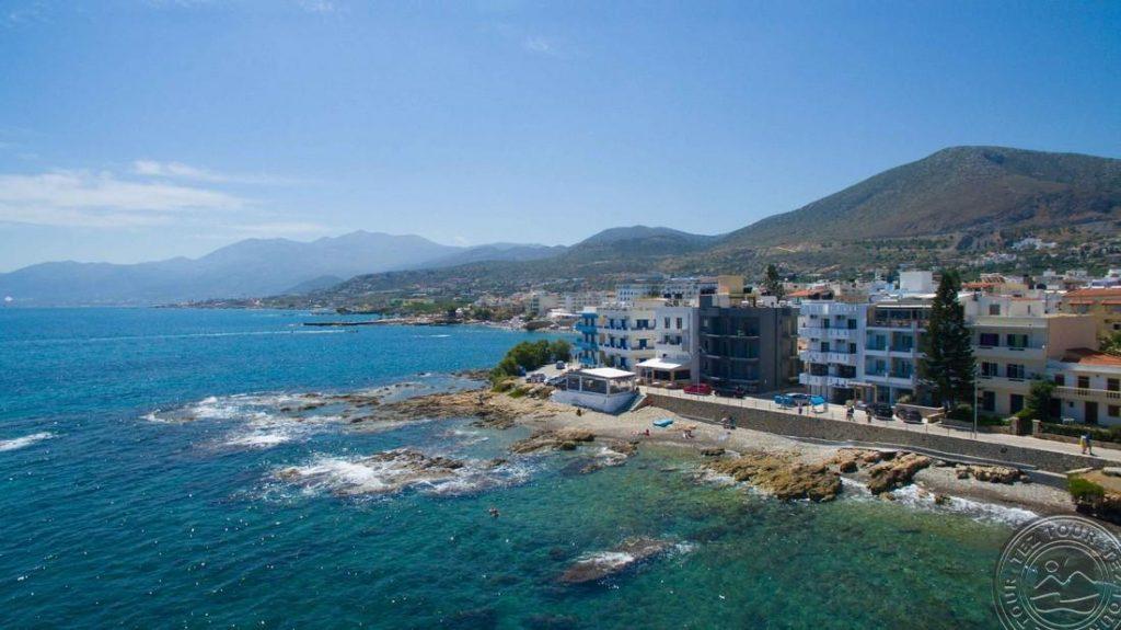 Kreta su pusryčiais ir vakariene