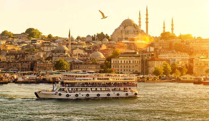 Turkija ant jūros kranto su viskas įskaičiuota
