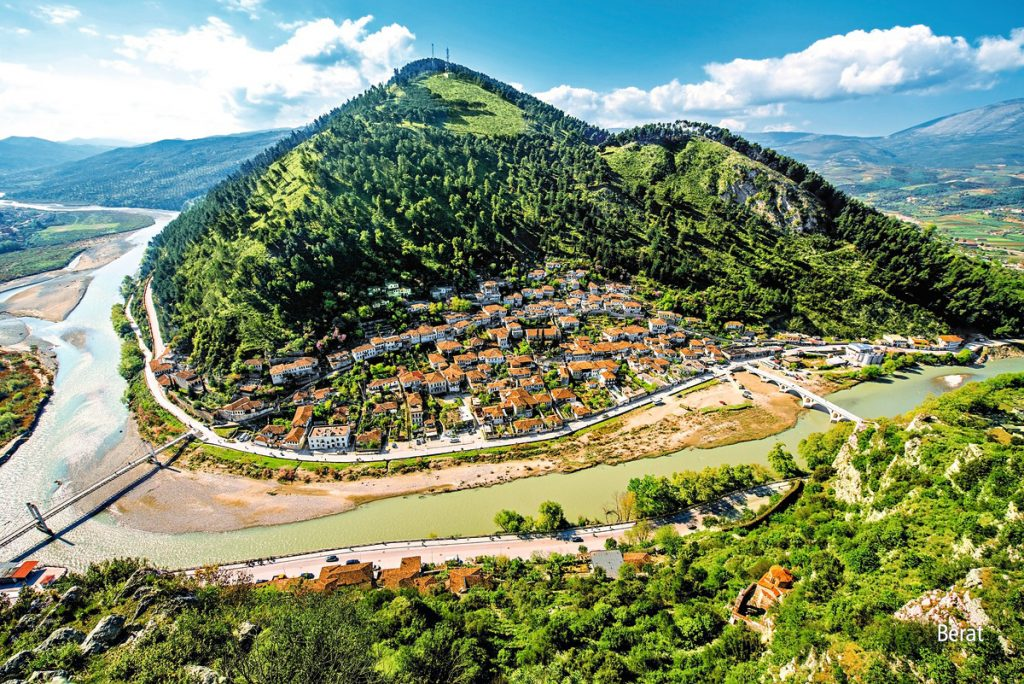 Pažintinė kelionė po Albaniją