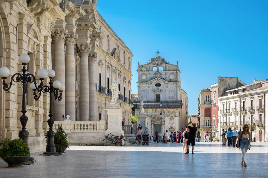 Pažintinė kelionė į Siciliją