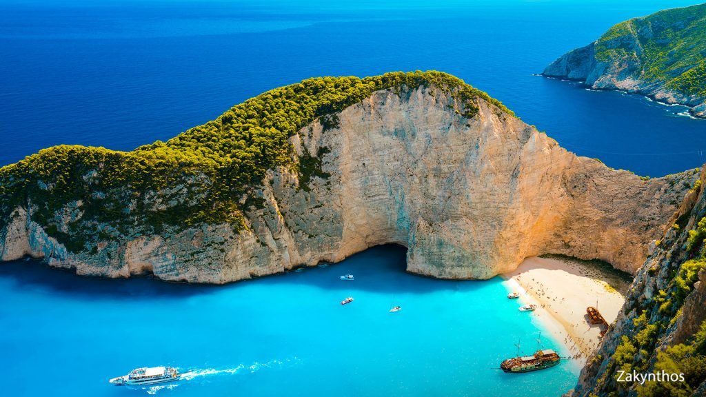 Pažintinė kelionė po Jonijos jūros salas