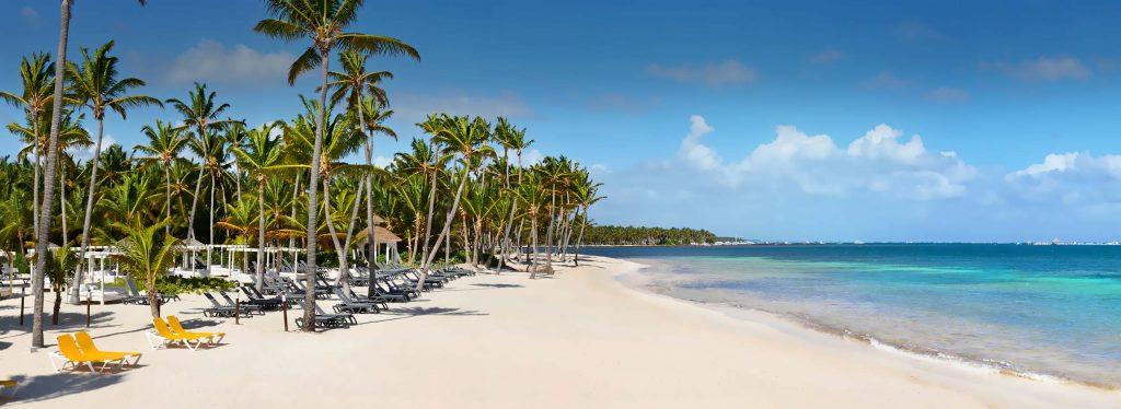 Rojus žemėje. Dominikos Respublika rudeniui