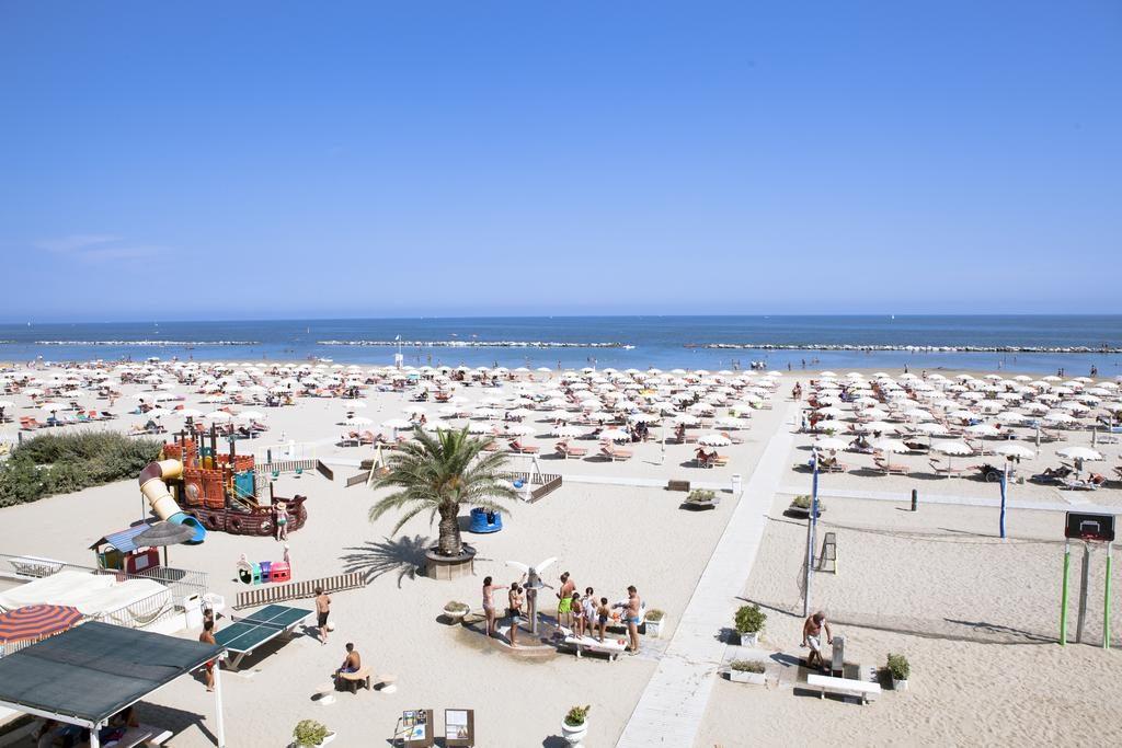 Italija/ Riminis liepos mėnesį