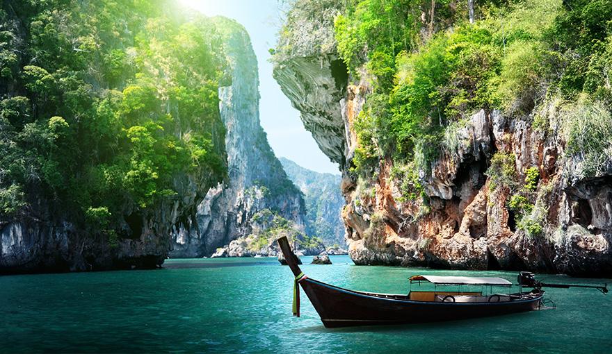 Tailandas gegužės mėnesį
