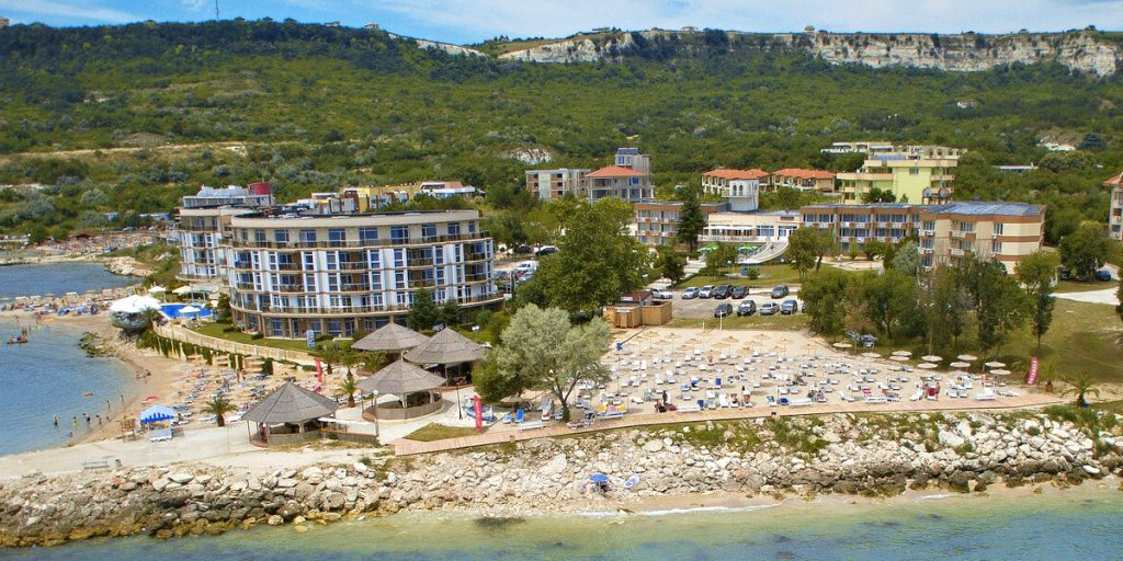 Poilsis Bulgarijoje rugpjūtį 3+* Royal Bay