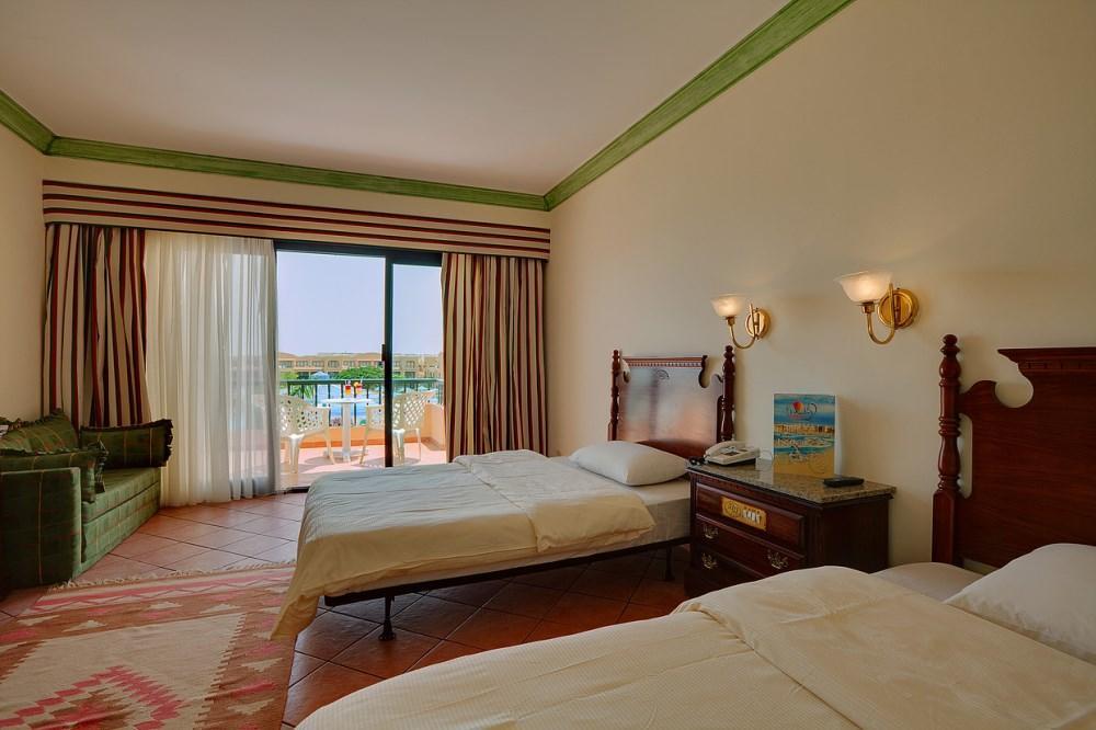 Egiptas/ Hurgada 4* viešbutyje Ali Baba