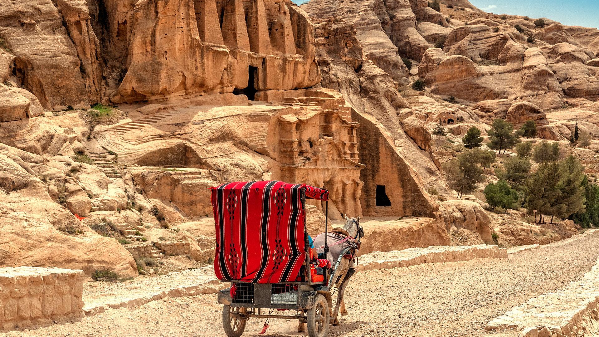 Pažintinė kelionė į Jordaniją kovo mėnesį