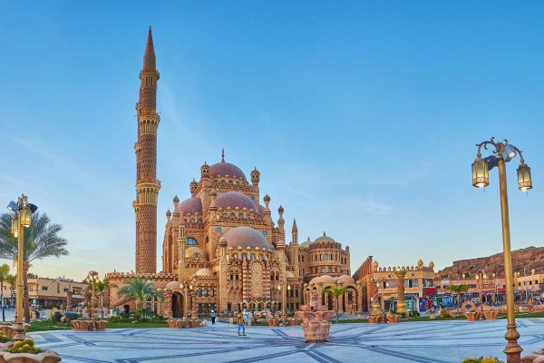 Egiptas Šarm El Šeichas 5* Rixos Sharm el Sheikh