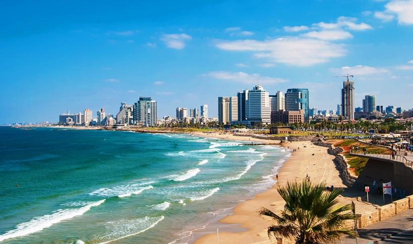 Apgyvendinimas Izraelyje/ Tel Avive