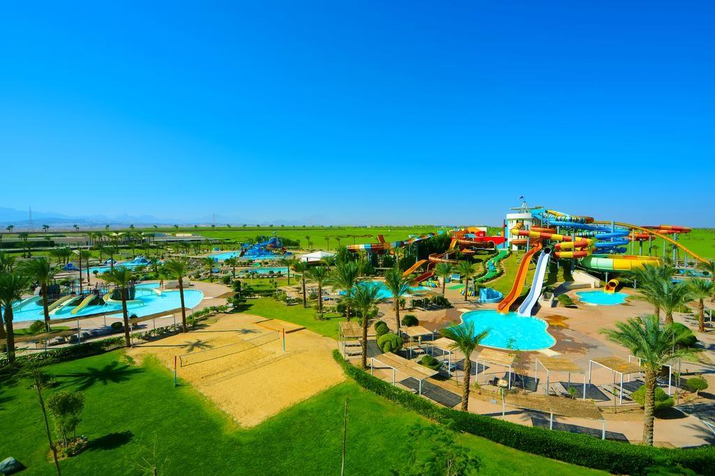 Egiptas 5* viešbutyje Hurgadoje Jaz Aquaviva