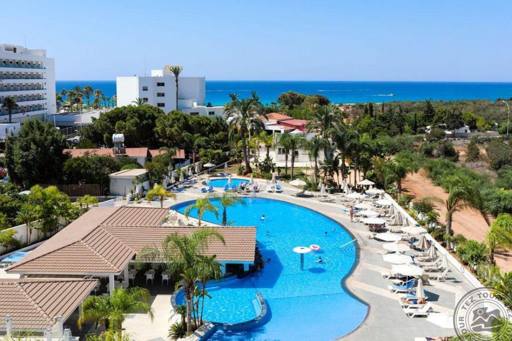 Poilsis Kipre rudenį 4* Christofinia Hotel