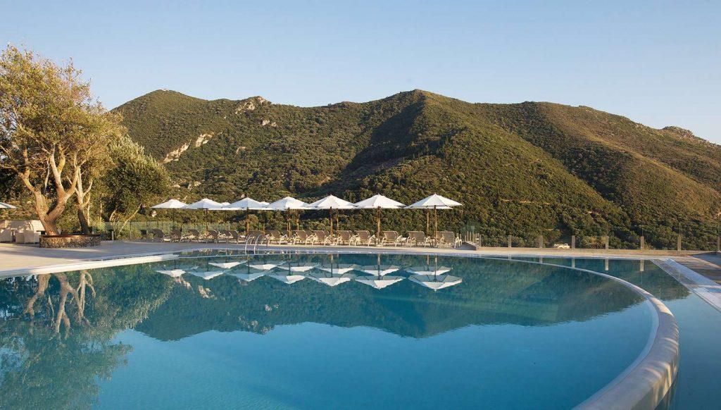 Graikija/ Korfu sala puikiame viešbutyje