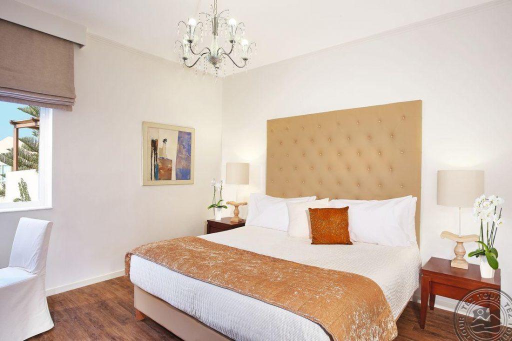 Kreta jaukiame 5* viešbutyje spalį