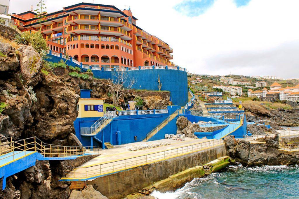Madeira/ Portugalija gruodį