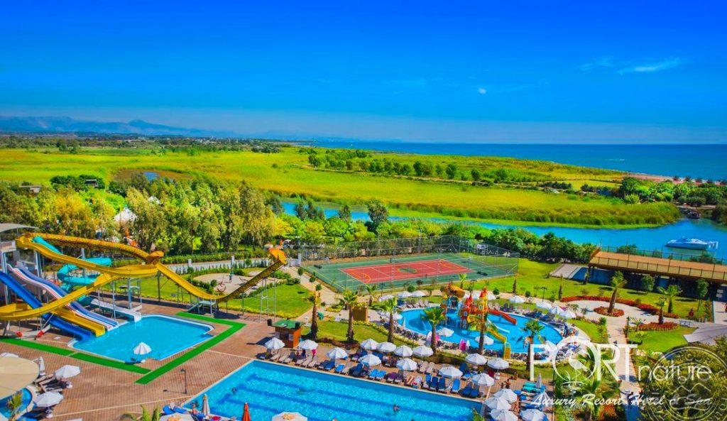 VIP poilsis Turkijoje 5* Port Nature
