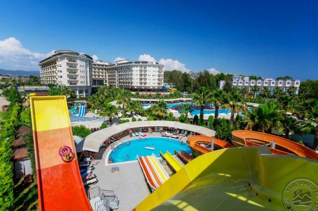 Turkija 5* viešbutyje Mukarnas Spa Resort